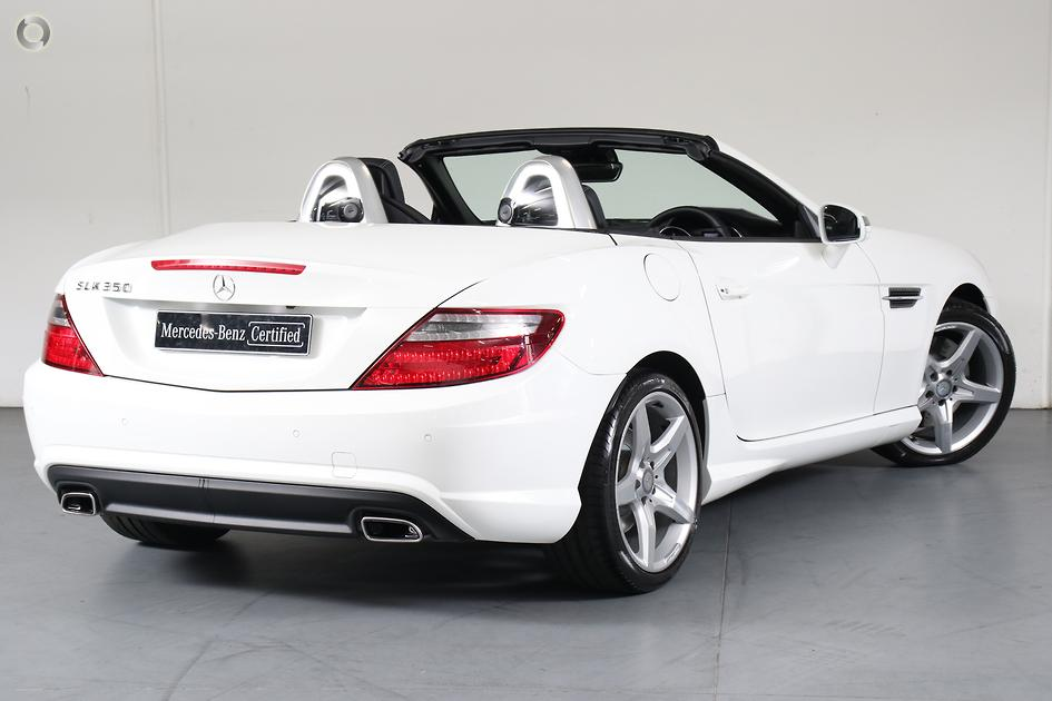 2014 Mercedes-Benz SLK 350 Roadster