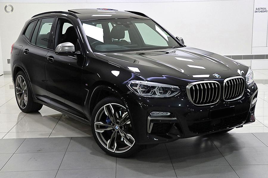 2018 BMW X3 M40i