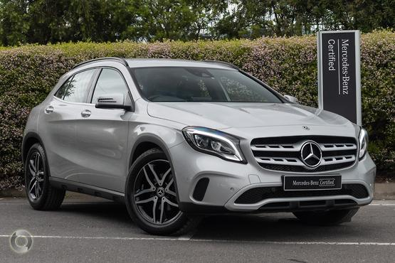 2018 Mercedes-Benz GLA 180