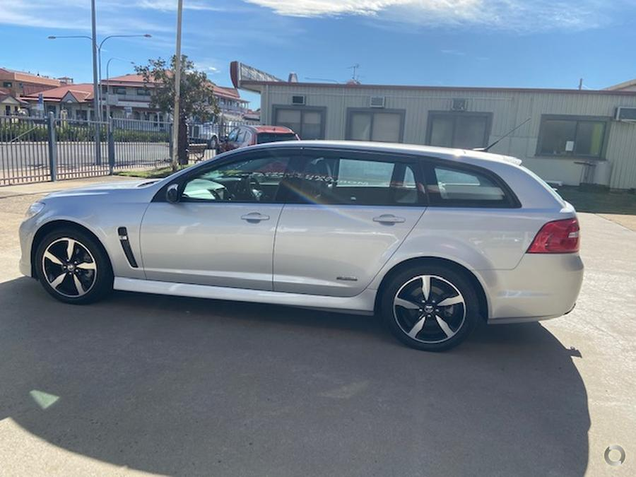 2016 Holden Commodore SV6 Black VF Series II