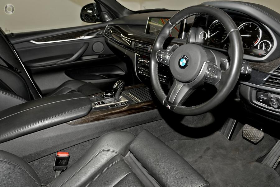2013 BMW X5 M50d