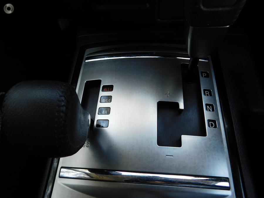 2016 Mitsubishi Pajero GLS NX