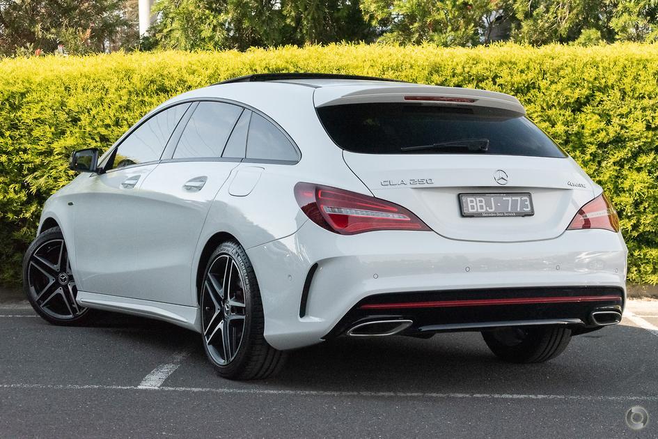 2019 Mercedes-Benz CLA 250 SPORT Shooting Brake