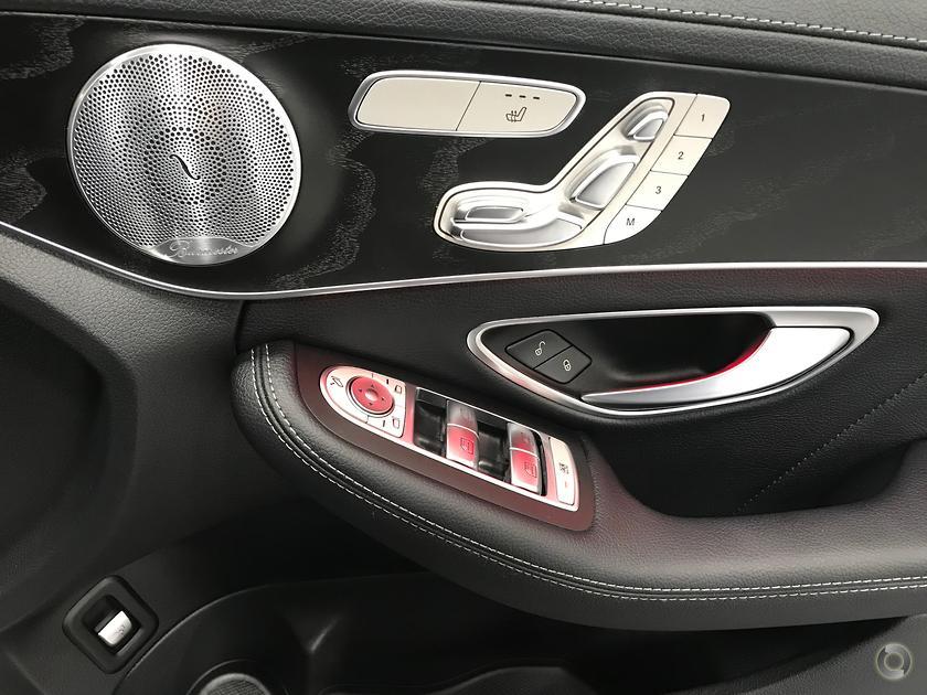2018 Mercedes-Benz C 43 Estate