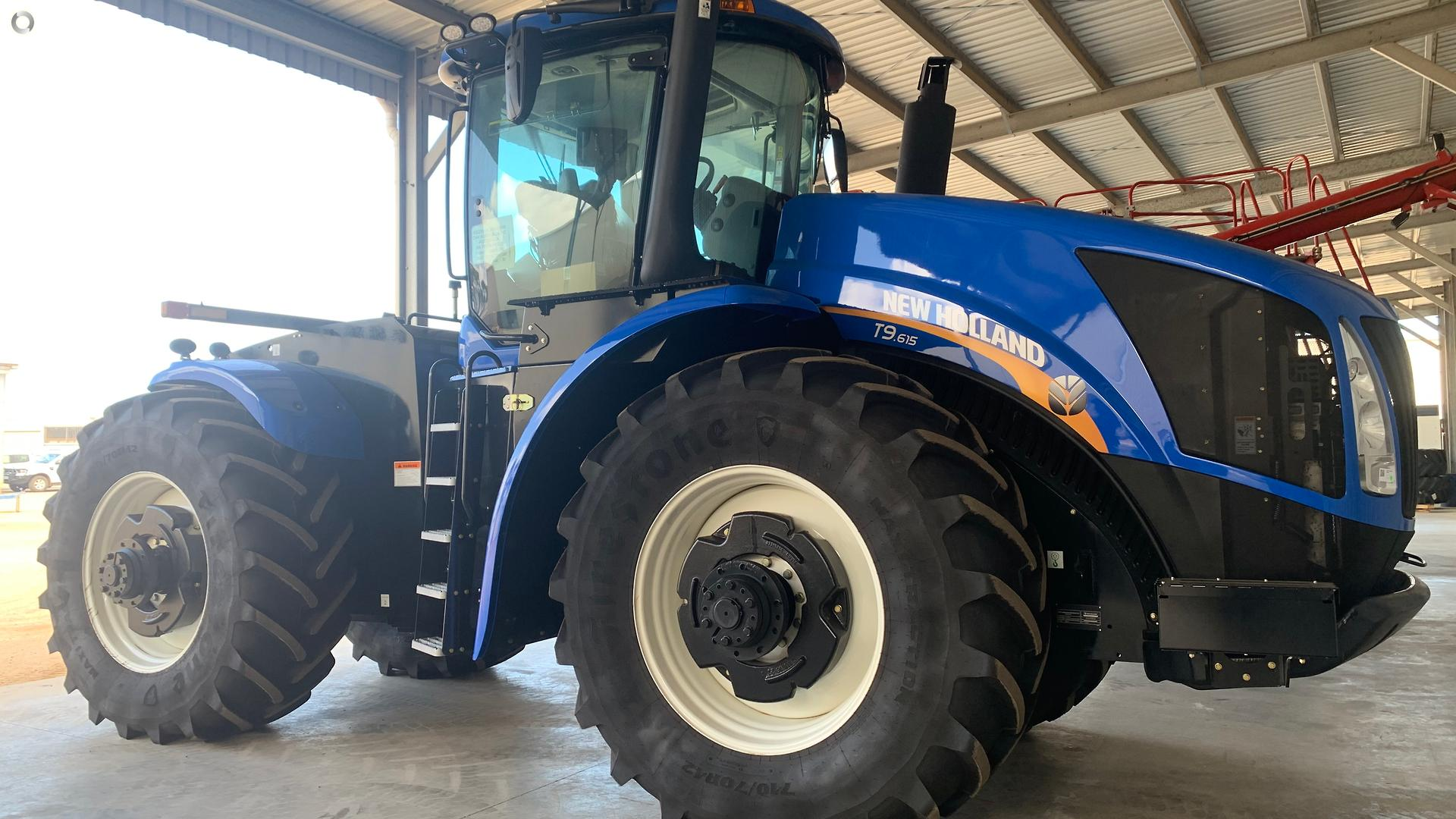2019 New Holland T9.615
