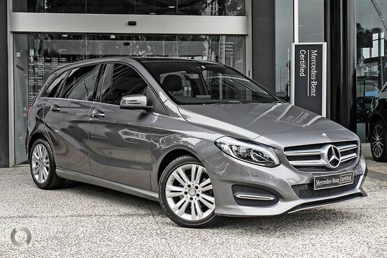 2015 Mercedes-Benz B 180