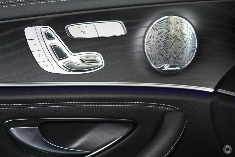 2017 Mercedes-Benz E 400 Sedan