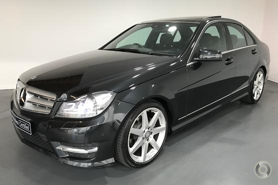 2012 Mercedes-Benz C 250 CDI BLUEEFFICIENCY AVANTGARDE