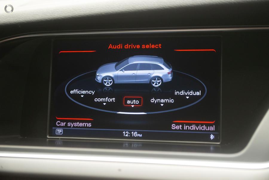 2015 Audi A4 S Line B8