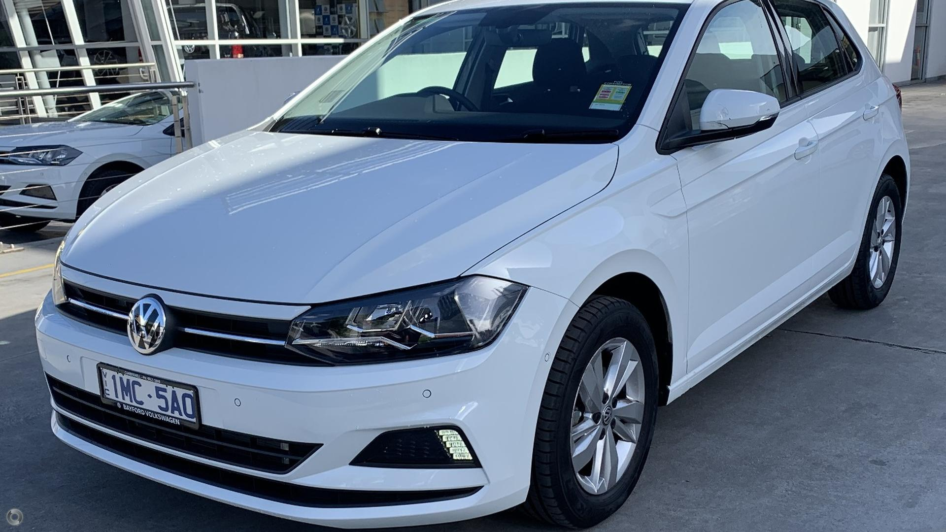 2019 Volkswagen Polo AW