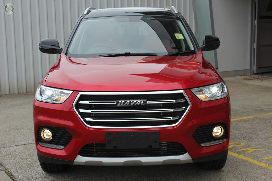 2019 Haval H2 LUX (No Series)