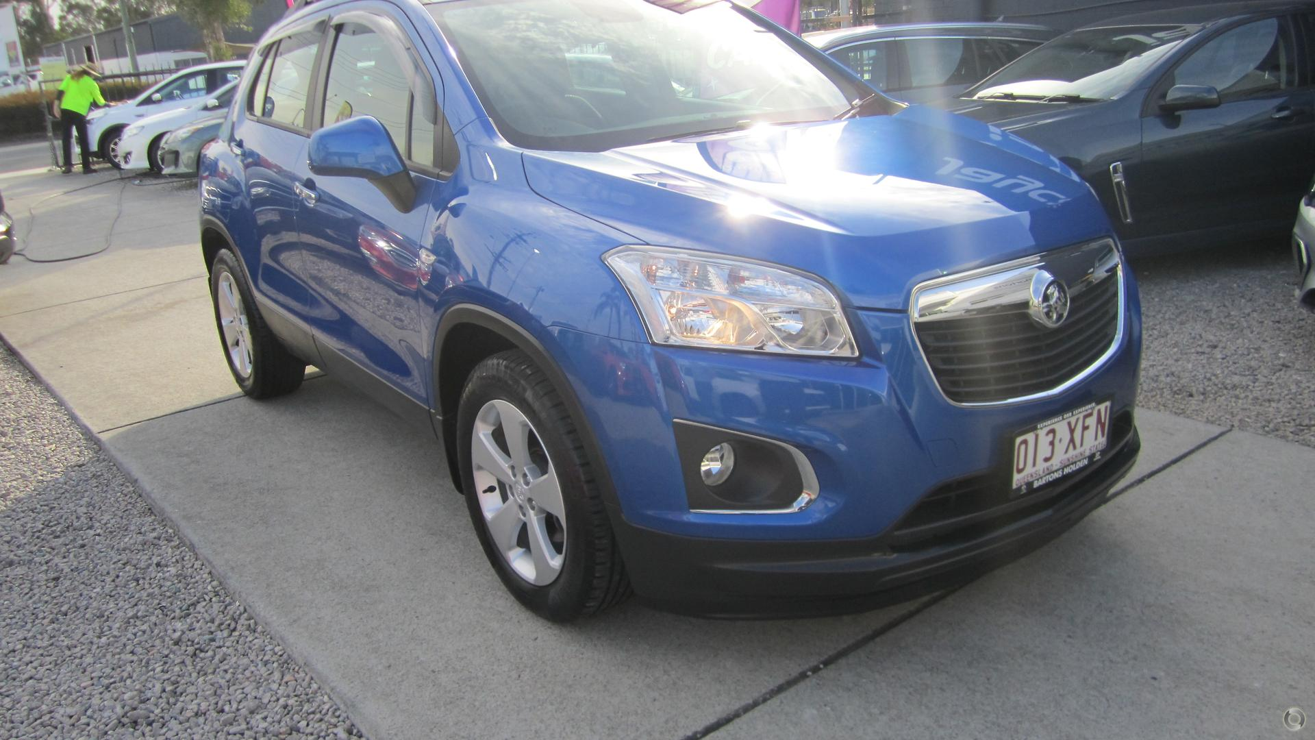 2016 Holden Trax TJ