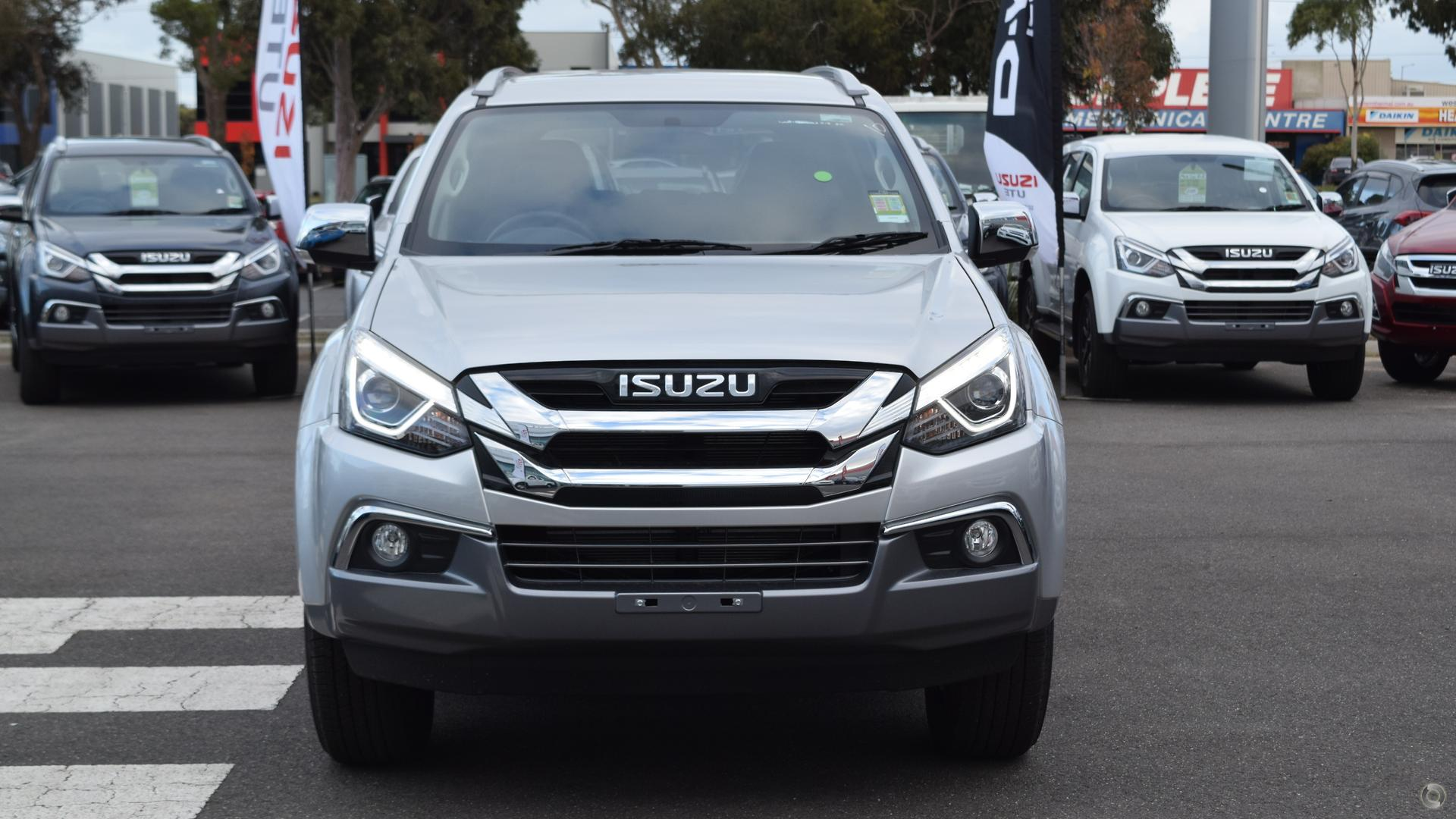 2019 Isuzu MU-X LS-T (No Series)