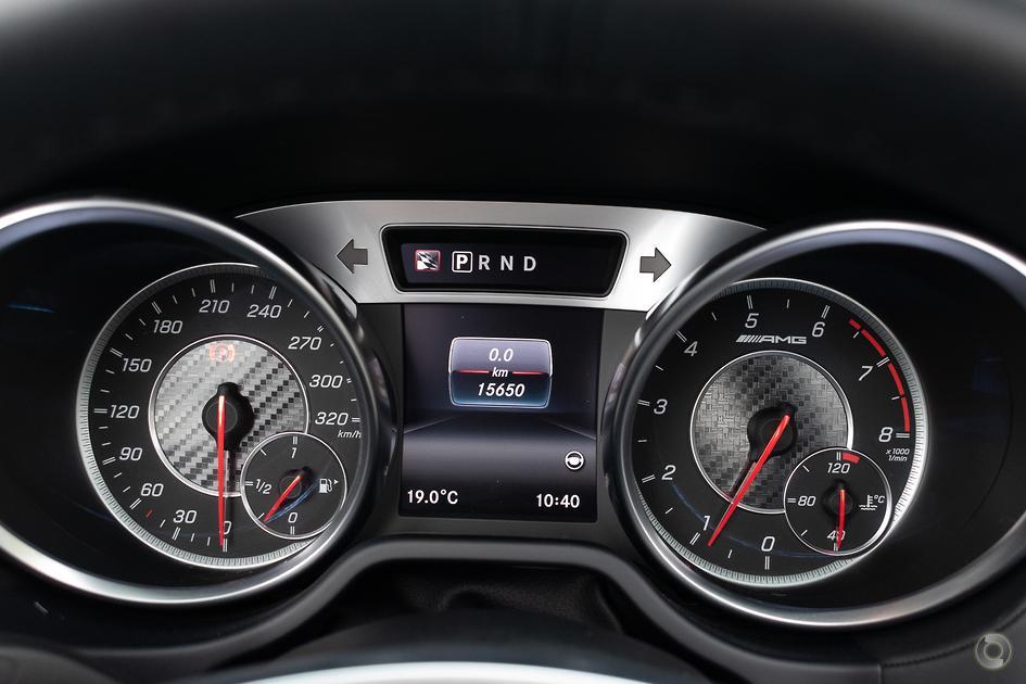 2017 Mercedes-Benz SL 63 AMG Roadster