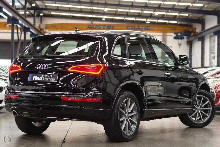 2016 Audi Q5 TDI 8R