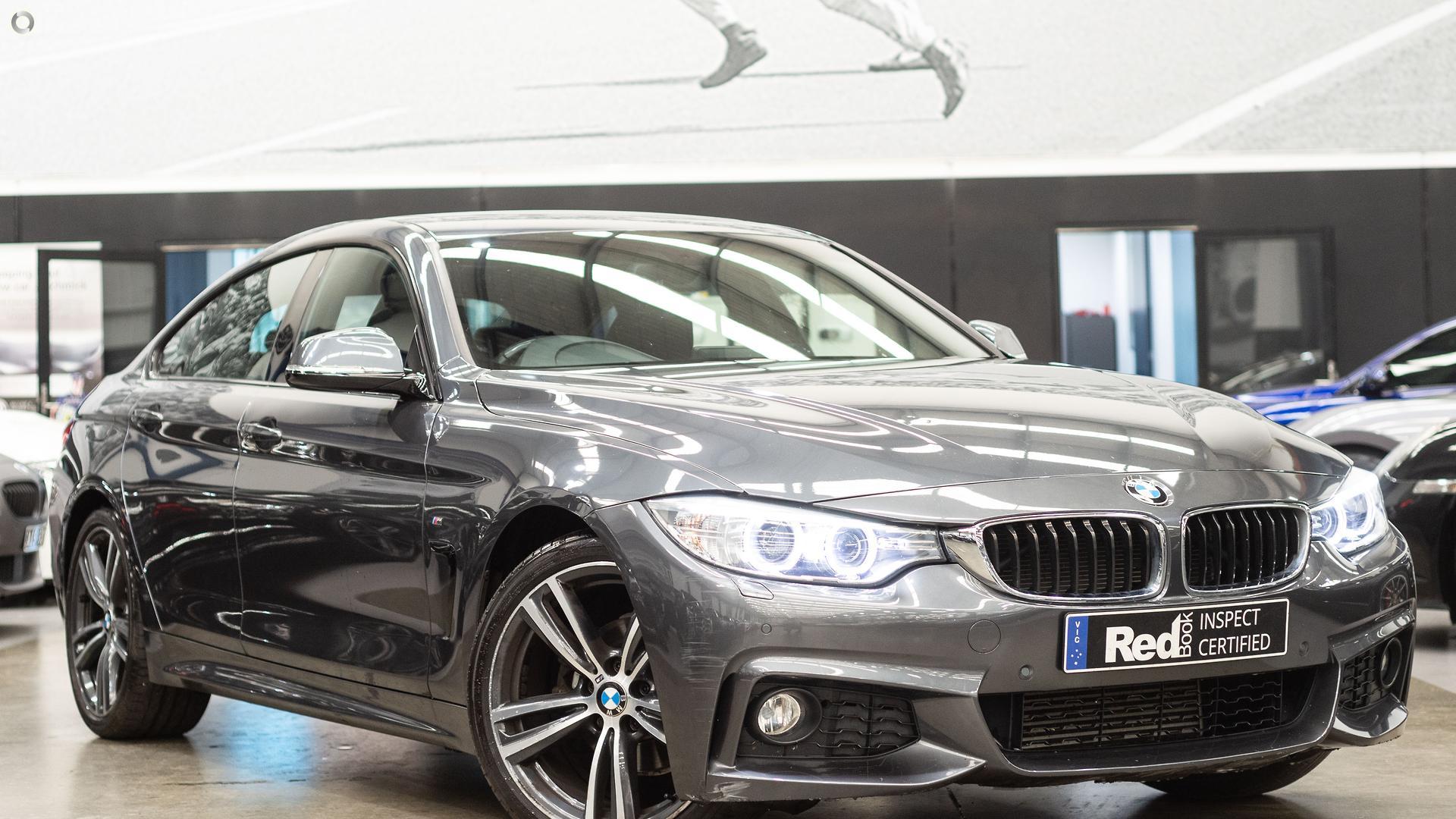 2015 BMW 420i M Sport  F36
