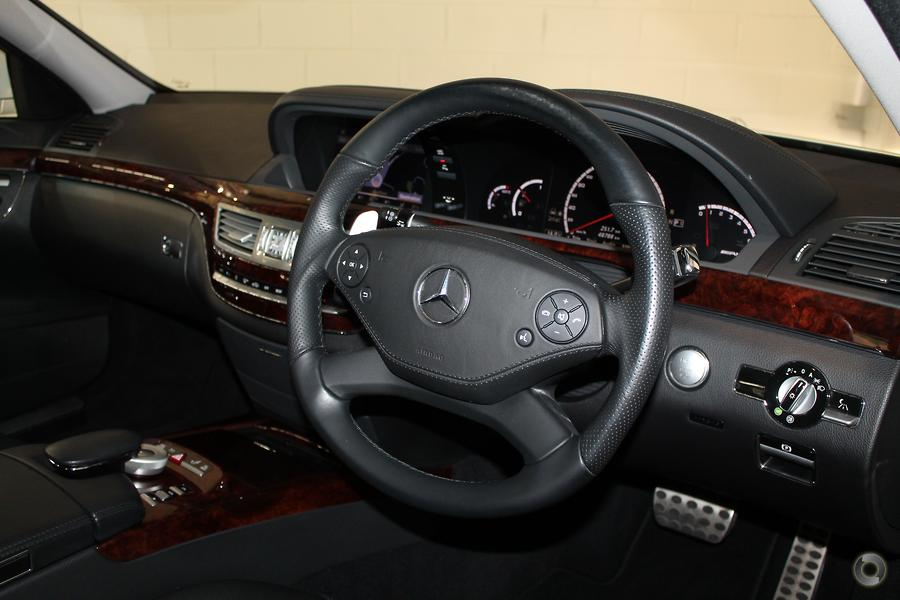 2010 Mercedes-Benz S63 AMG  W221