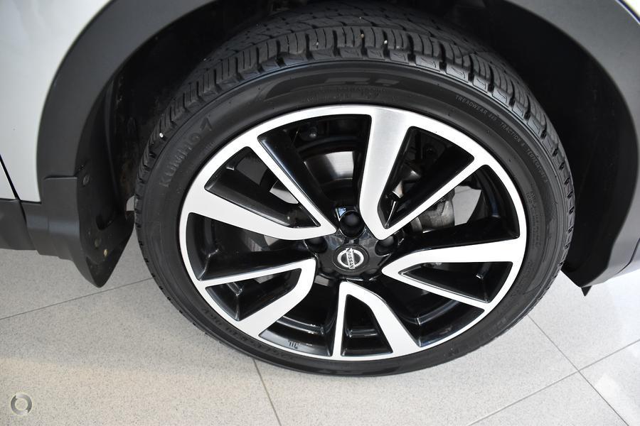 2015 Nissan QASHQAI Ti