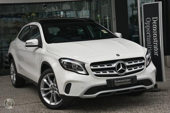 2019 Mercedes-Benz <br>GLA 180