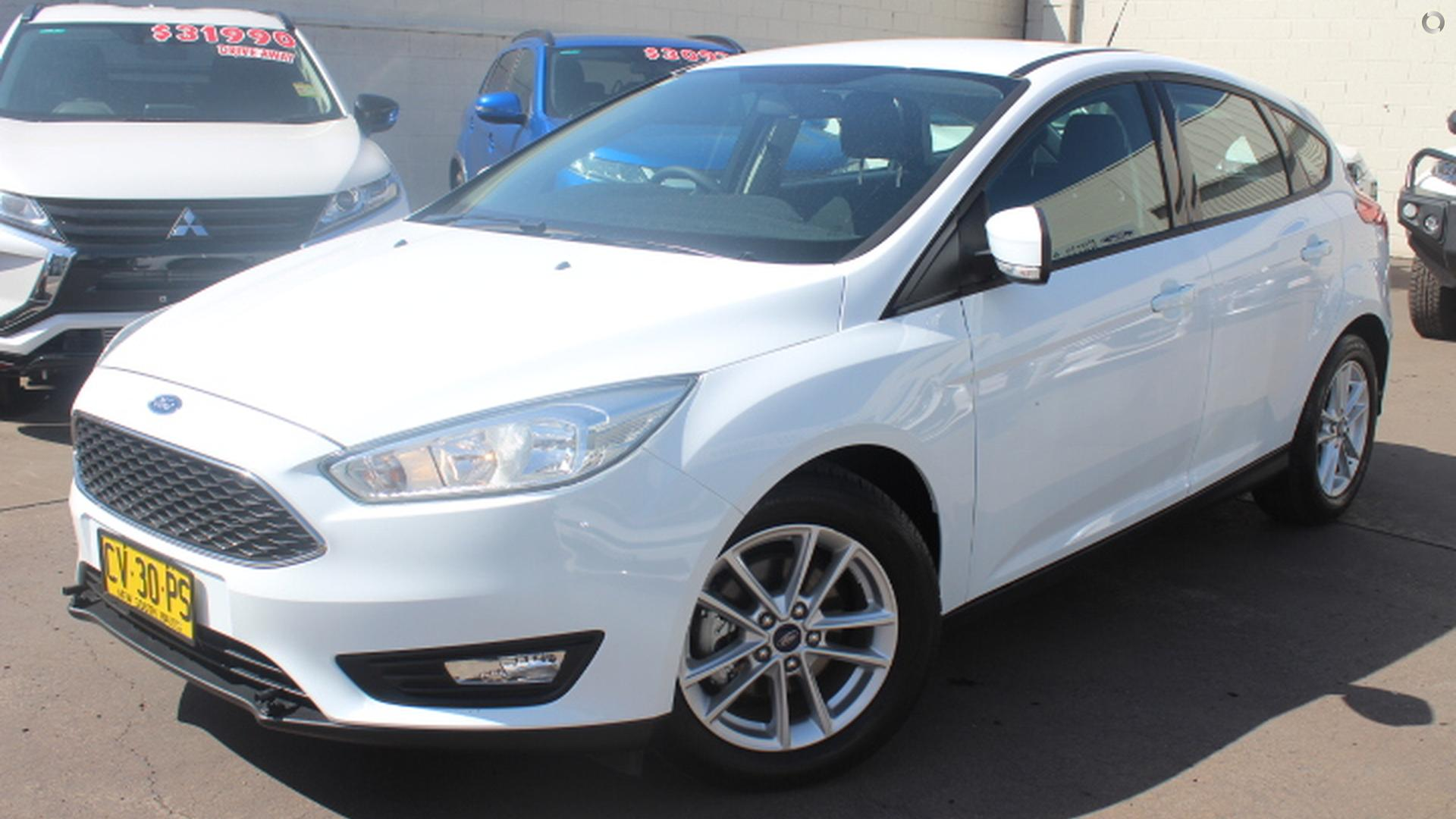 2017 Ford Focus Trend LZ
