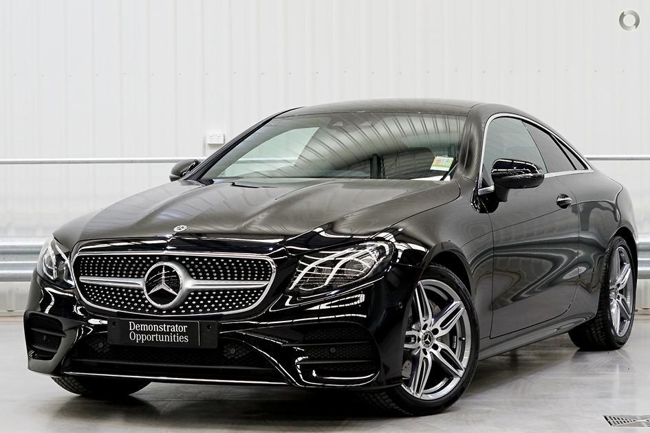 2019 Mercedes-Benz E 220 D Coupe