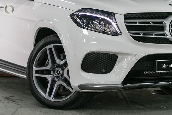 2018 Mercedes-Benz GLS 350 D SPORT