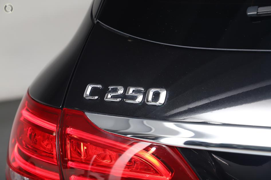 2015 Mercedes-Benz C 250 Estate
