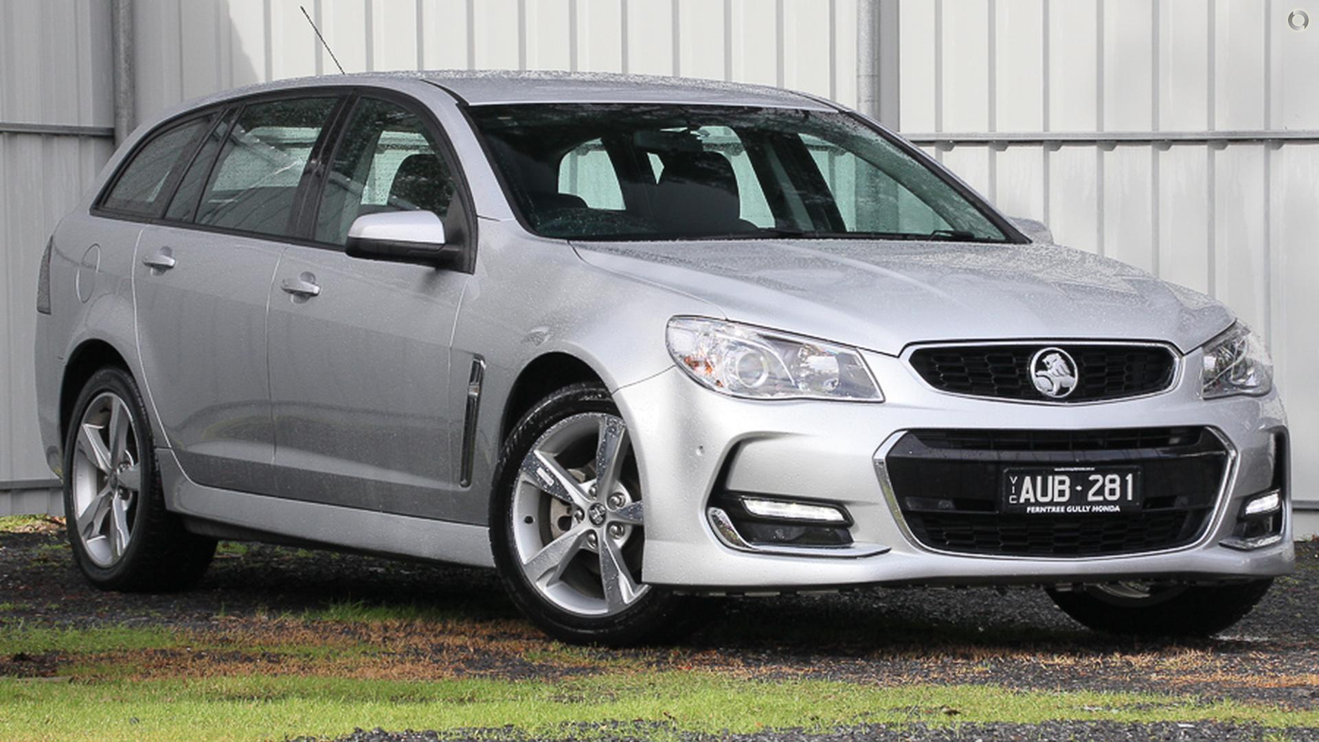 2015 Holden Commodore SS V Redline VF Series II - Patterson