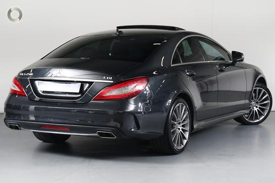 2015 Mercedes-Benz CLS 250 D