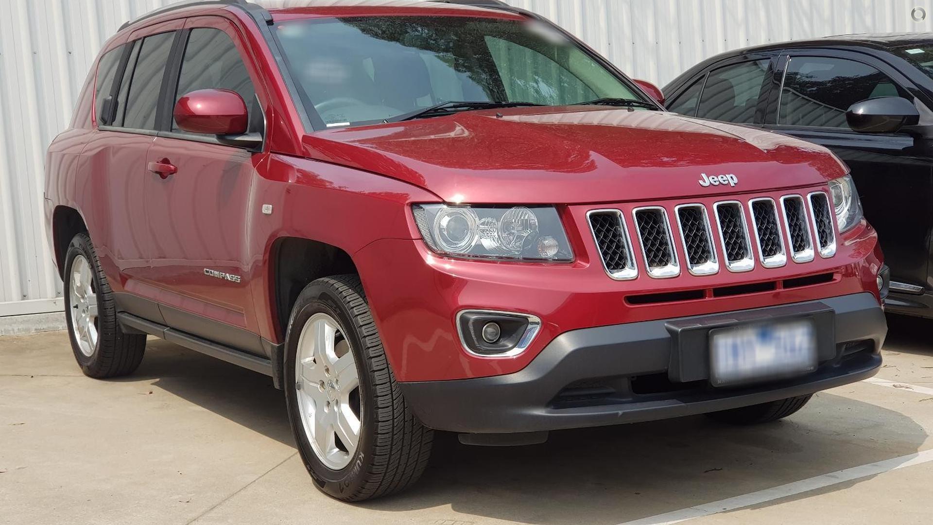 2014 Jeep Compass MK
