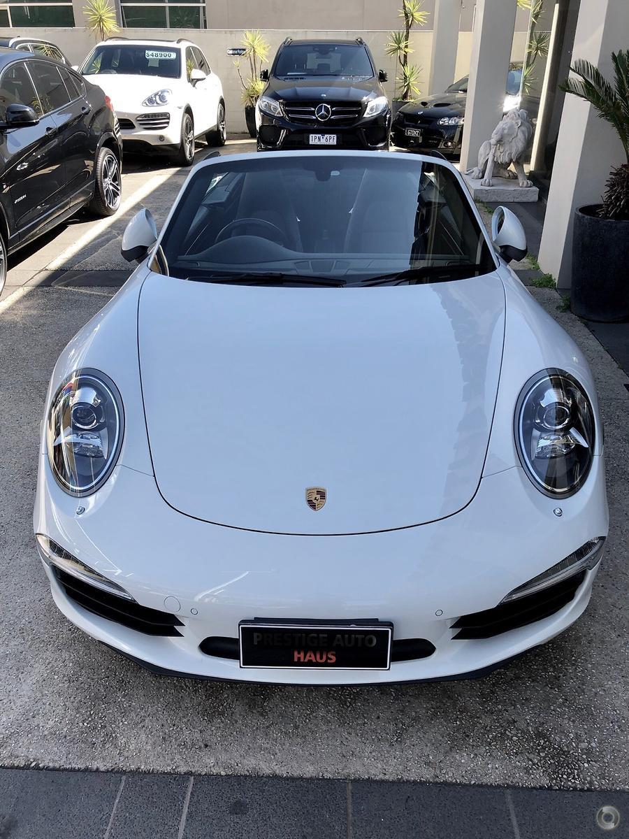 2014 Porsche 911 Carrera 991