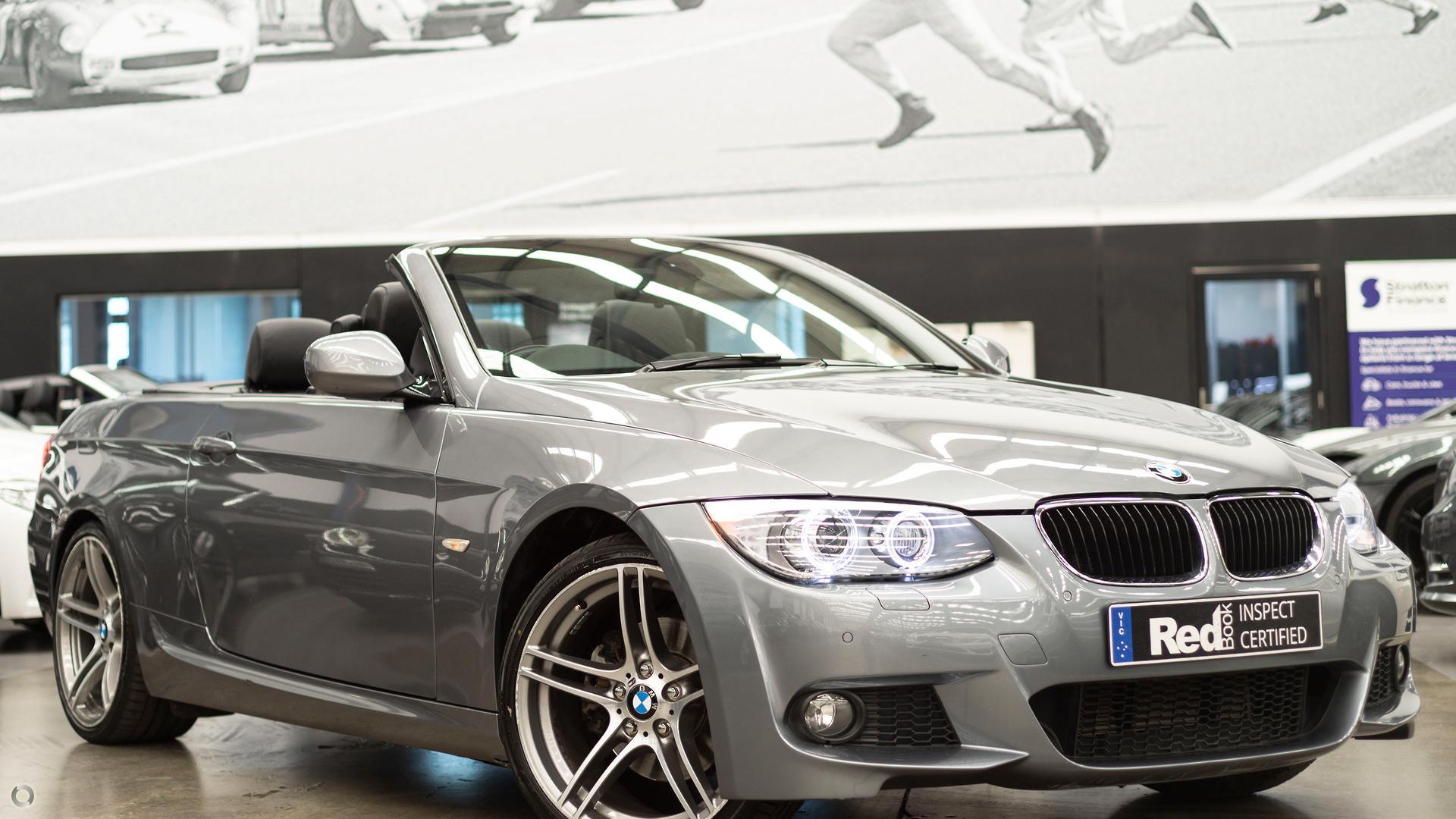 2012 BMW 320d E93