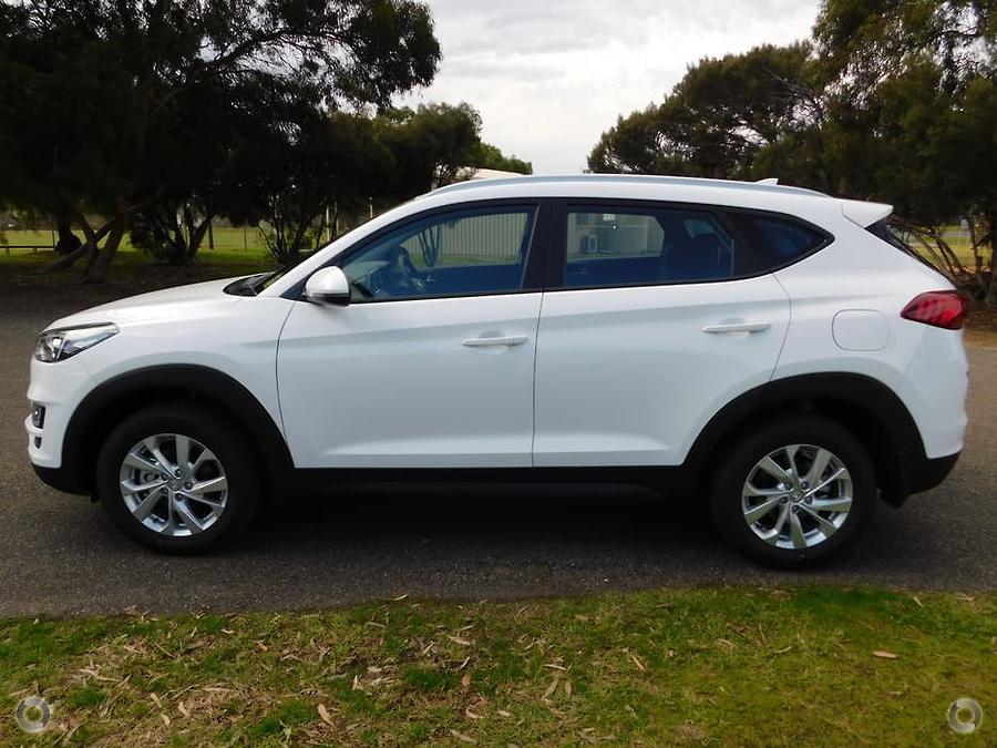 2019 Hyundai Tucson Active TL4