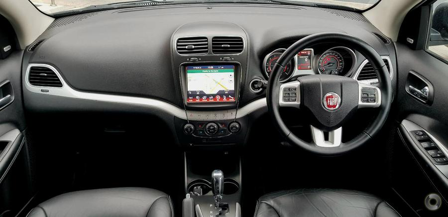 2014 Fiat Freemont Lounge JF