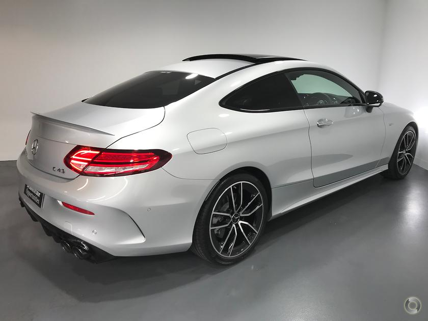 2018 Mercedes-Benz C 43 AMG Coupe