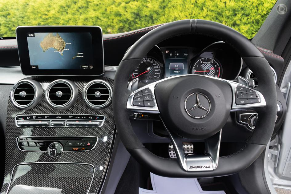 2016 Mercedes-Benz C 43 AMG Coupe