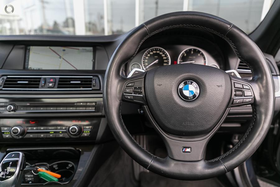 2013 BMW 5 Series 535d