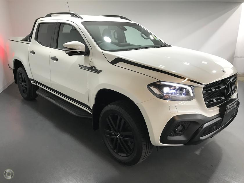 2018 Mercedes-Benz X 350 D POWER Utility