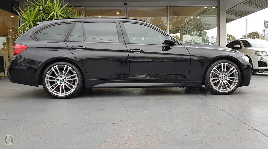 2016 BMW 330i Sport Line F31 LCI