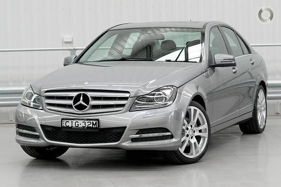 2012 Mercedes-Benz <br>C 250 BLUEEFFICIENCY AVANTGARDE
