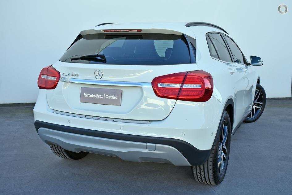 2017 Mercedes-Benz GLA 180 Suv