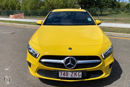 2019 Mercedes-Benz A 180