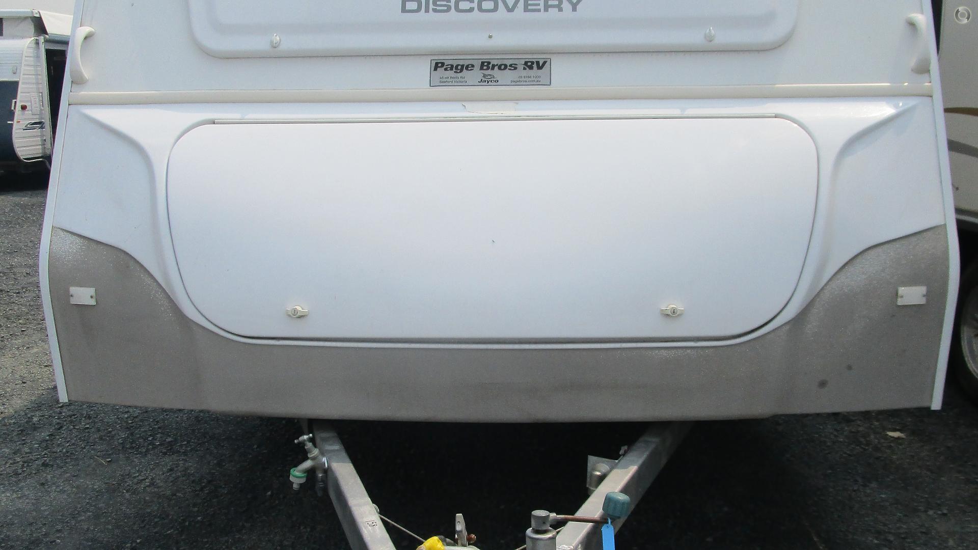 2012 Jayco Discovery