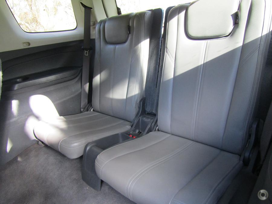 2013 Holden Colorado 7 LTZ RG