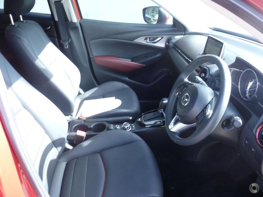 2016 Mazda CX-3 sTouring DK