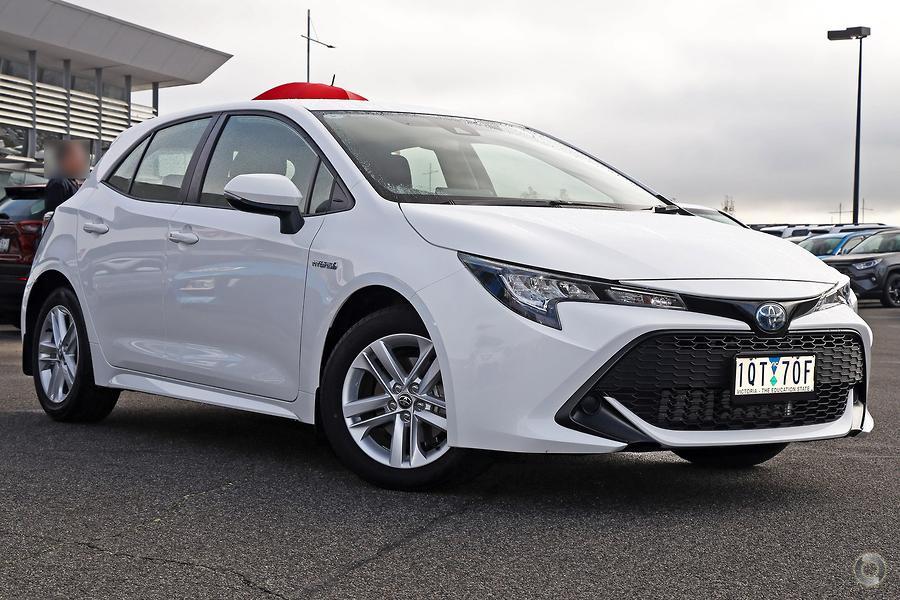 2019 Toyota Corolla Ascent Sport Hybrid ZWE211R