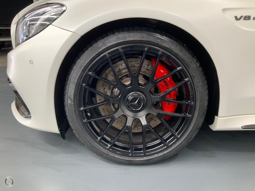 2017 Mercedes-Benz C 63 AMG S Cabriolet