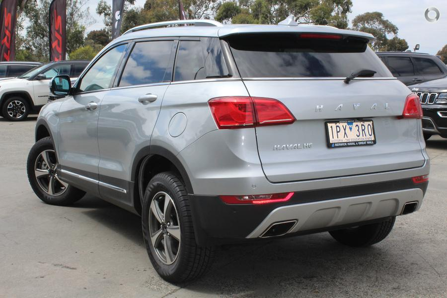 2019 Haval H6 Premium (No Series)