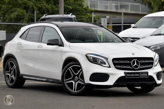 2018 Mercedes-Benz GLA 250