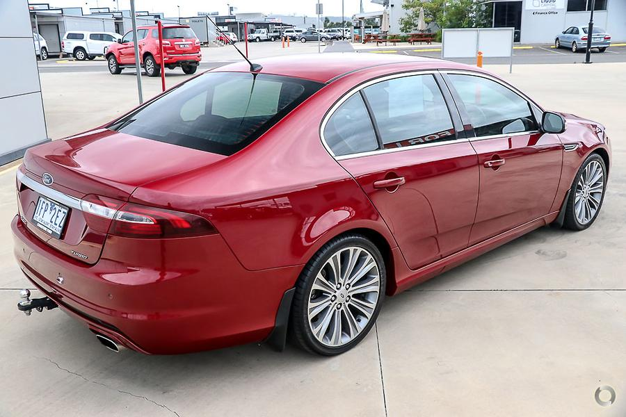 2015 Ford Falcon G6E Turbo FG X